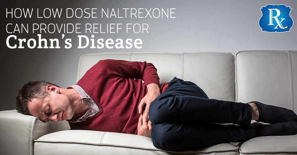 How Low Dose Naltrexone Can Provide Relief for Crohn's Disease